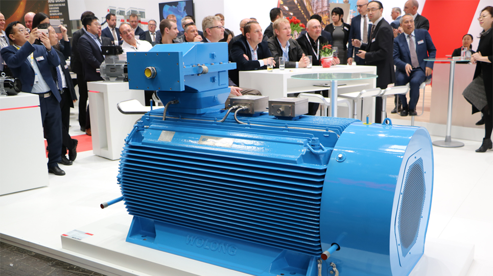 SCHORCH latest innovation unveiled at Hannover Fair