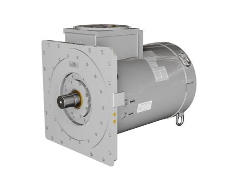 Mining motor