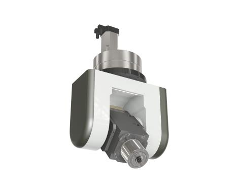 HDS - 2 Axis Milling Heads